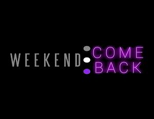weekend comeback logo