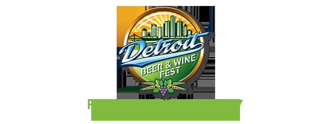 Detroit Beer & Wine Fest :: Saturday, August 12th